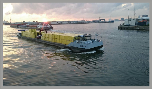 Projet Smart Track 4 Waterway