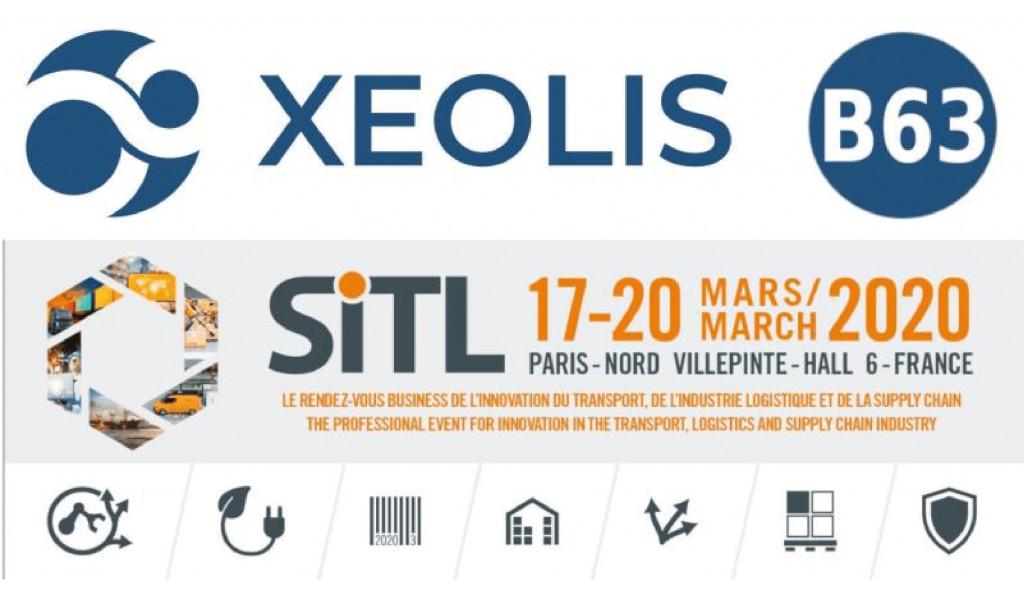 XEOLIS site le SITL 2020
