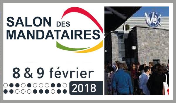 IT-OPTICS présente ses solutions sur le Salon des mandataires 2018 - WEX - Marche-en-Famenne