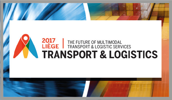 IT-OPTICS présente ses solutions sur le Salon Transport Logistics - Liège 2017