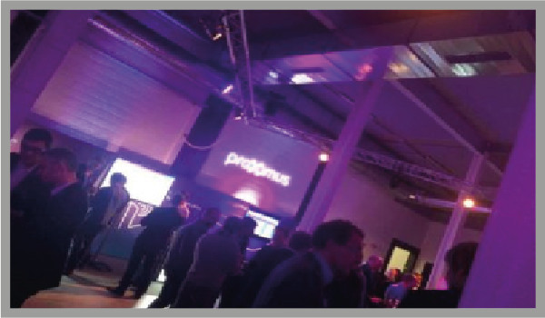 IT-OPTICS en live avec sa solution sur #Thingthinks, un event de Proximus